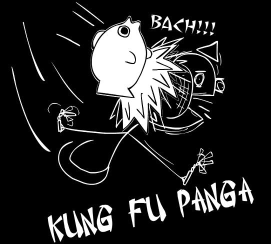 dzielna dzielna kung fu pango, pobij wroga, kup se mango (tune serialu animowanego z lat 80tych)